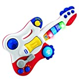 Chicco 19.5 cm DJ Mixer Guitar Musical Illuminating Toy