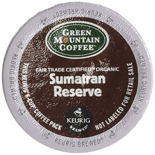 Green Mountain Coffee Extra Bold Sumatran Reserve K-Cups (72 count) (K Cups Coffee Sumatran Reserve compare prices)