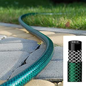inch Standard 3-layer Garden Hose Watering Pipe Reel Hosepipe Price