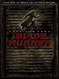 Blade Runner - The Final Cut (5-Disc Ultimate Collectors' Edition) (Cardboard Edition) [1982] [DVD]