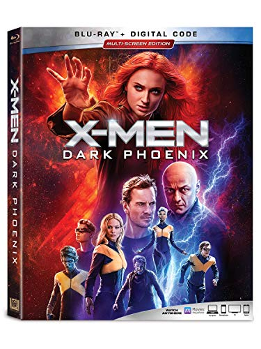 Blu-ray : X-men: Dark Phoenix