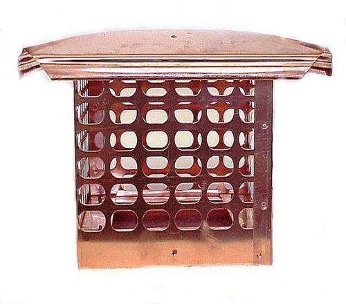 Copper Kitchen Hood front-547611