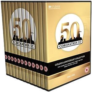 Coronation Street - Golden Anniversary Collection  [DVD]