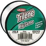 Berkley Trilene Big Game Clear Fishing Line Spool - 12 lb test, 1175 yds
