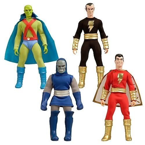 Special Price DC Universe Retro-Action Wave 4 Figures Set ...