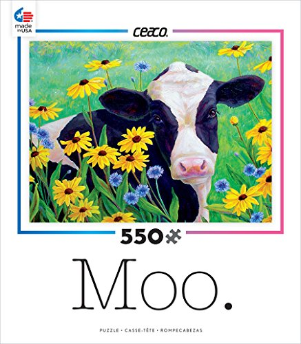 Ceaco Moo - Daisy Dazer Puzzle