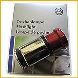 VW Volkswagen LED Power Light Torch Cigarette lighter red
