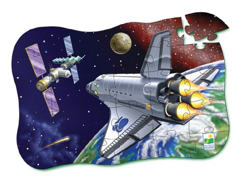 Cheap Fun The Learning Journey Puzzle Doubles Giant Space Shuttle Floor Puzzle (B001GR9BJC)