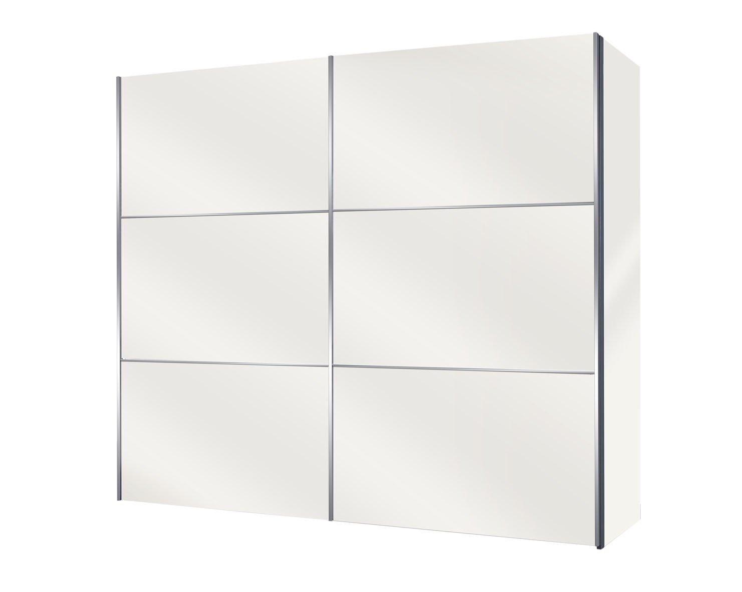 Solutions 46250195 Schwebetürenschrank 250 x 216 x 68 cm / weiß  Kundenbewertung und Beschreibung