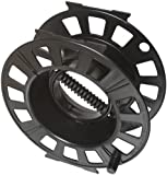 Woods 82870 Snap-Together Cord Reel, Black, Holds up to 150-Feet 16/3 AWG