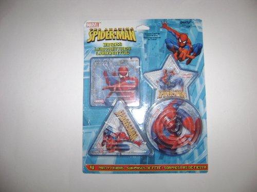 Cheap HALLMARK MARKETING CORPORATION Spiderman Maze Puzzles 4ct (B002A24MUU)
