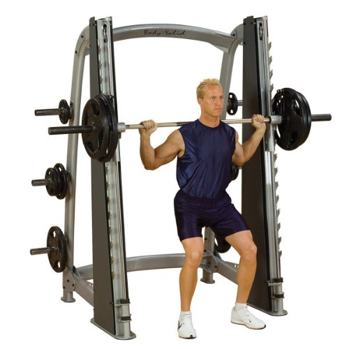 Body-Solid Pro Clubline Counter-Balanced Smith Machine (Guided Bench Press compare prices)