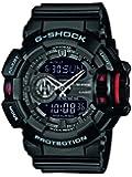 G-Shock Herren-Armbanduhr XL G-Shock Analog - Digital Quarz Resin GA-400-1BER