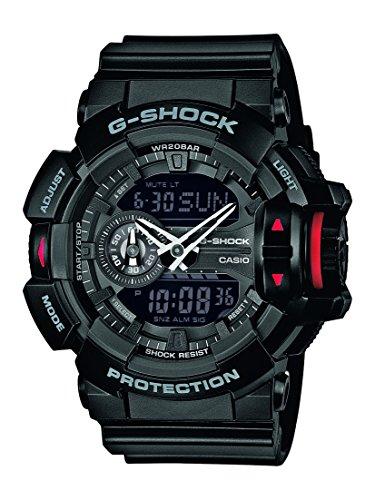 G-Shock-Herren-Armbanduhr-Xl-G-Shock-Analog-Digital-Quarz-Resin-Ga-400-1Ber