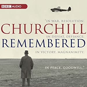 Churchill Remembered Radio/TV Program