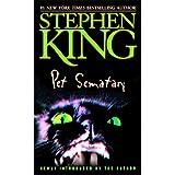 copertina libro [(Pet Sematary)] [By (author) Stephen King] published on (February 2001)