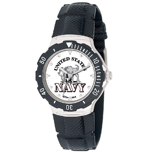 U.S. Navy Mascot Women's EMD-NAV Watch