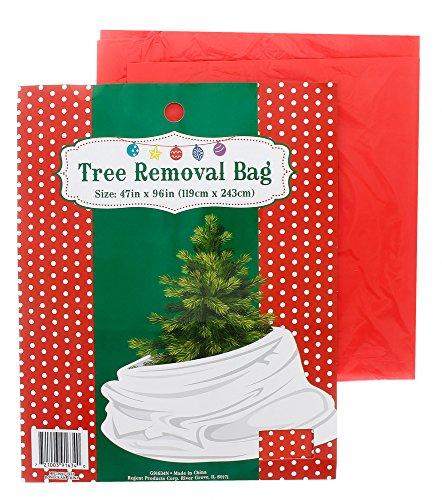 click photo to check price - Christmas Tree Garbage Bag