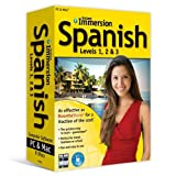 Spanish Levels 1, 2 & 3 (English and Spanish Edition) ~ Topics Entertainment Inc.