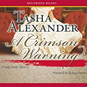 A Crimson Warning | [Tasha Alexander]