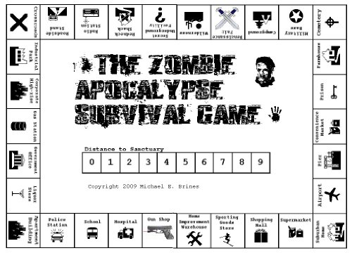 The Zombie Apocalypse Survival Game