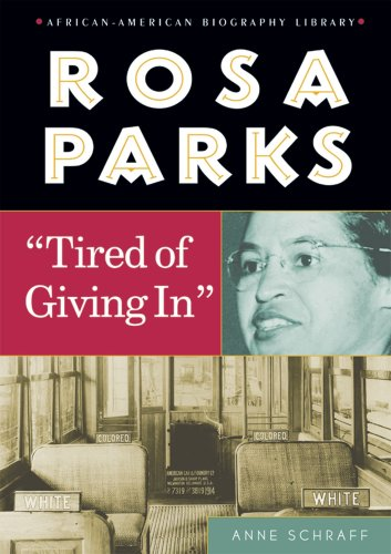 a biography of rosa parks an african american African americans rosa parks rosa parks a biography gordon parks prints and photographs sojourner truth 1797-1883 american abolitionist.