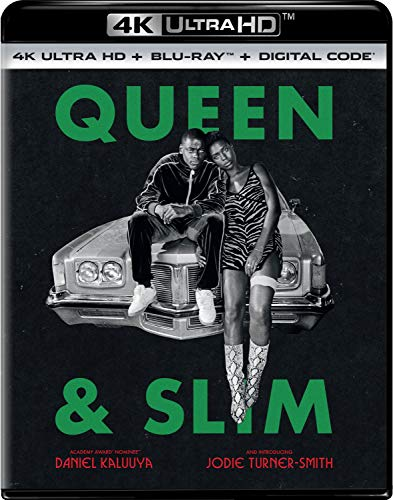 4K Blu-ray : Queen & Slim (2 Discos)