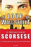 echange, troc Jordan Belfort - Le Loup de Wall Street