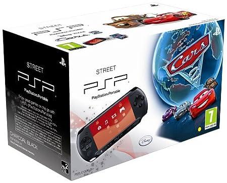 PSP - Console E1000 + Cars 2 [Bundle]