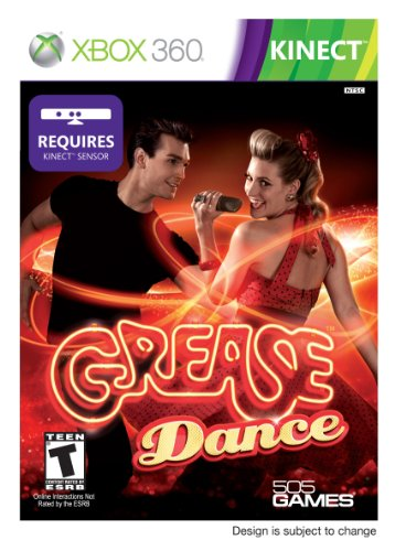 Games Grease Dance