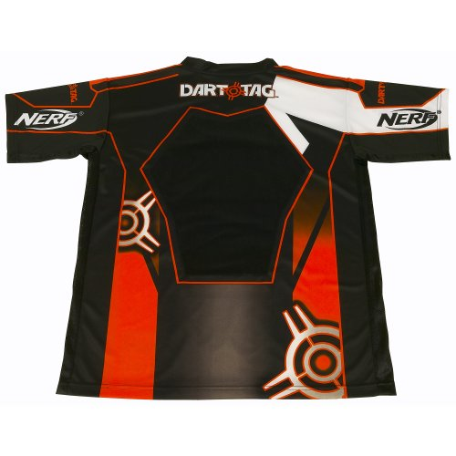 Nerf Dart Tag Official Competition Jersey (Large Orange)