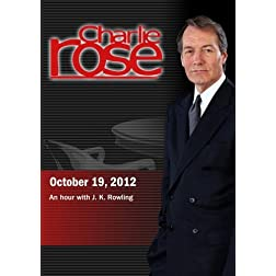 Charlie Rose - An hour with J. K. Rowling (October 19, 2012)