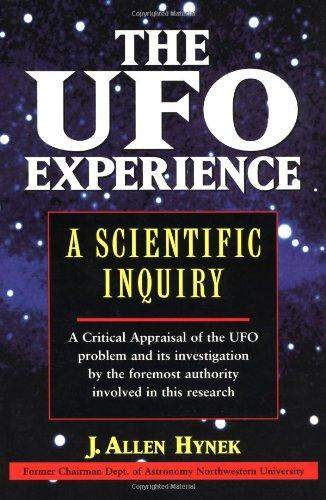 The UFO Experience: A Scientific Inquiry