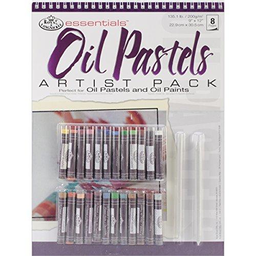 Essentials Artist Pack-Oil Pastels