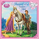 Rapunzel and the Golden Rule/Jasmine and the Two Tigers (Disney Princess) (Deluxe Pictureback)