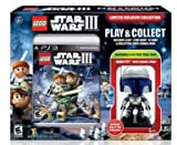 LEGO Star Wars III Game & Jango Fett Bobble-head Limited Edition PS3