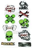 Madd Gear Sticker Sheet Edition 1