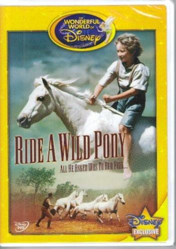 The Wonderful World of Disney - Ride a Wild Pony (Disney World Rides compare prices)