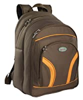 Outbound Havana 4 Person Picnic Backpack (Brown, Medium) from Outbound Equipment