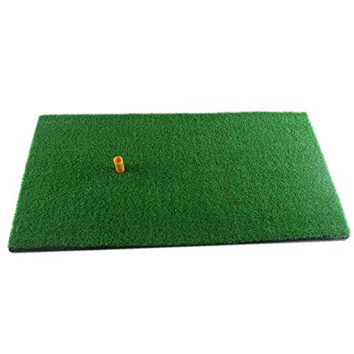 Golf Mat Residential Practice Hitting Rubber Tee Holder