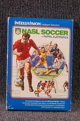NASL Soccer Intellivision
