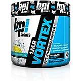 BPI Sports 1.M.R. Vortex Pre-Workout Powder, Blueberry Lemon Ice, 5.3-Ounce