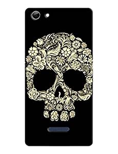 FurnishFantasy 3D Printed Designer Back Case Cover for Micromax Canvas Selfie 3,Micromax Canvas Selfie 3 Q348