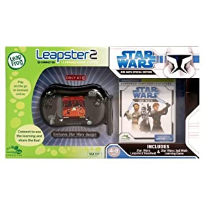 LeapFrog Leapster 2 Special Edition Star Wars Gift Pack