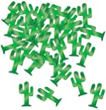 Green Cactus Table Confetti 28 Grams