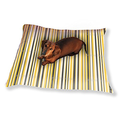 bee-lines-dog-pillow-luxury-dog-cat-pet-bed