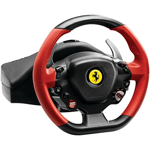Thrustmaster   Ferrari 458 Spider Racing Wheel - Xbox One (Thrustmaster Wheel compare prices)