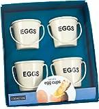 Eddingtons Cream Bucket Egg Cups