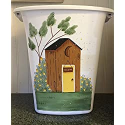 Country Outhouse Bathroom Decorating Ideas - Involvery Community Blog