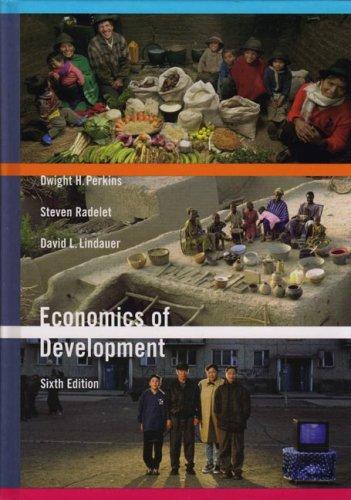 Economics of Development (Sixth Edition)